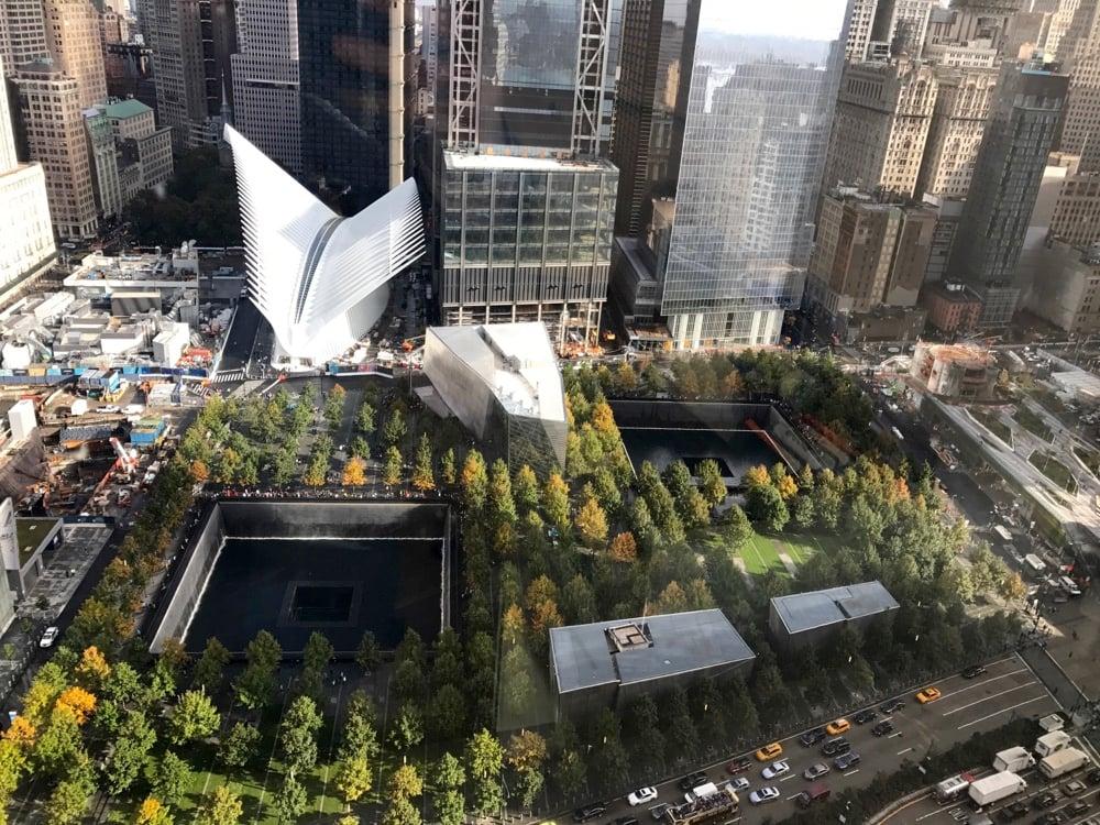 9 11 memorial new york city