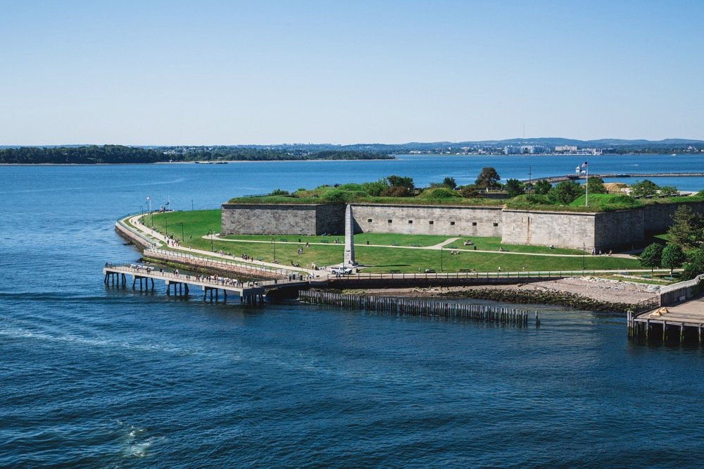 Boston Fort independence