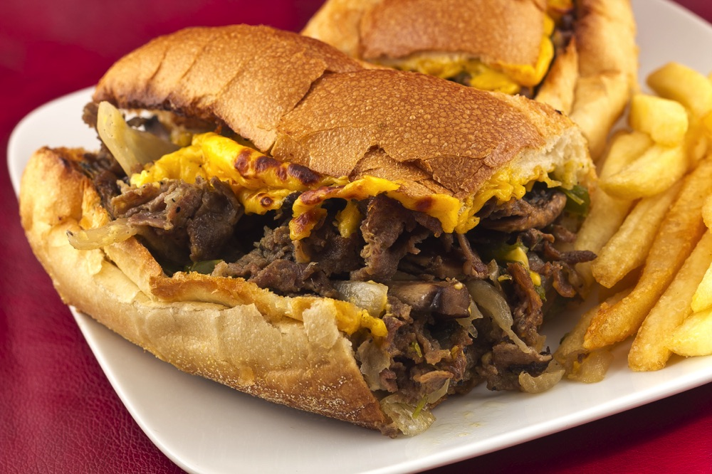 cheesesteak philly
