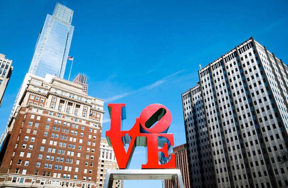 city of brotherly love philadelphia
