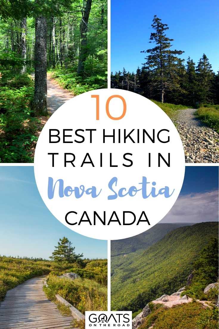 10 Best Hiking Trails in Nova Scotia, Canada