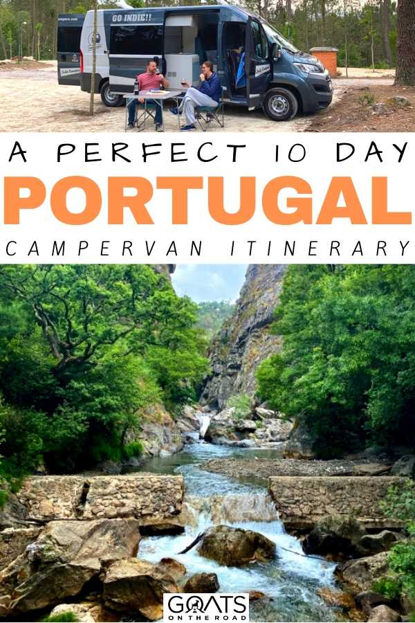 """A Perfect 10 Day Portugal Campervan Itinerary"