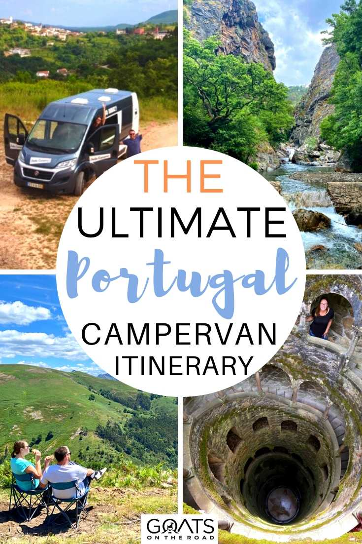 The Ultimate Portugal Campervan Itinerary