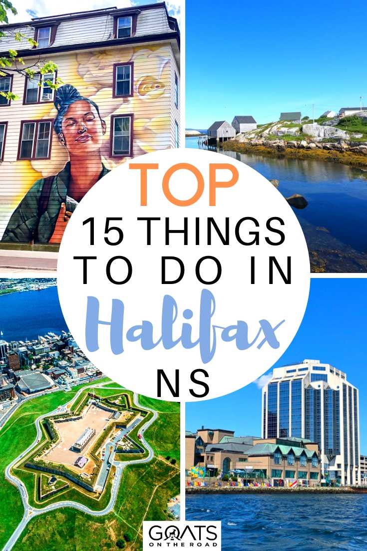 Top 15 Things To Do in Halifax, NS