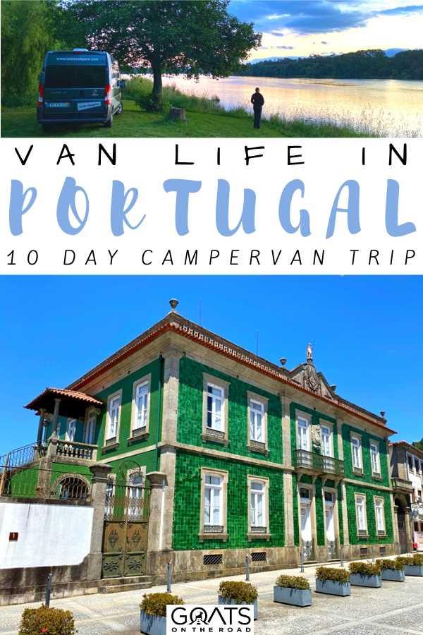 """""""Van Life in Portugal: A 10 Day Campervan Trip"""