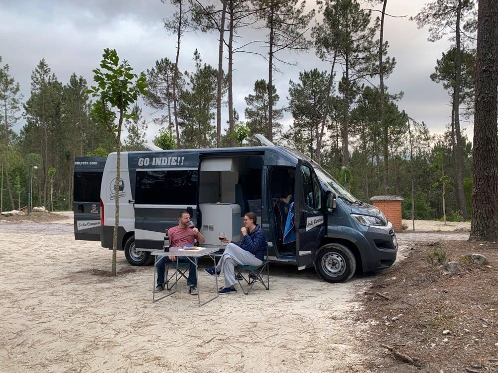 camping lima escape