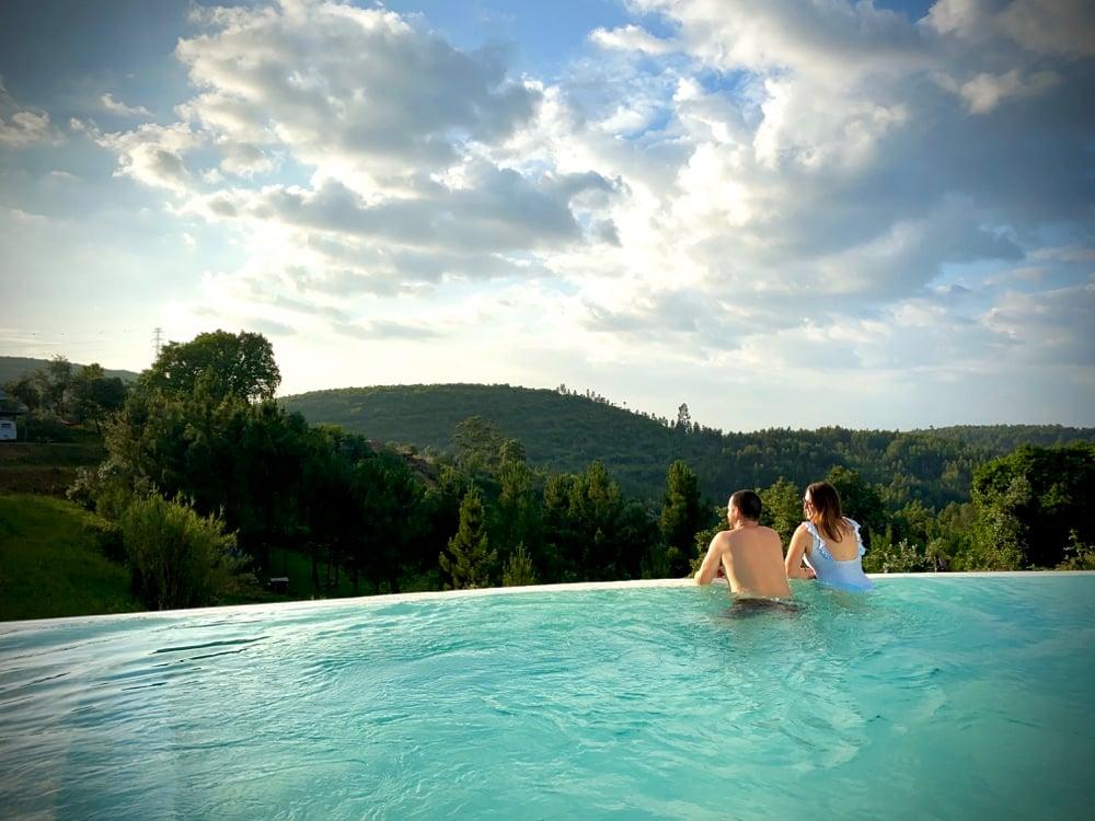 pool at campsite penela