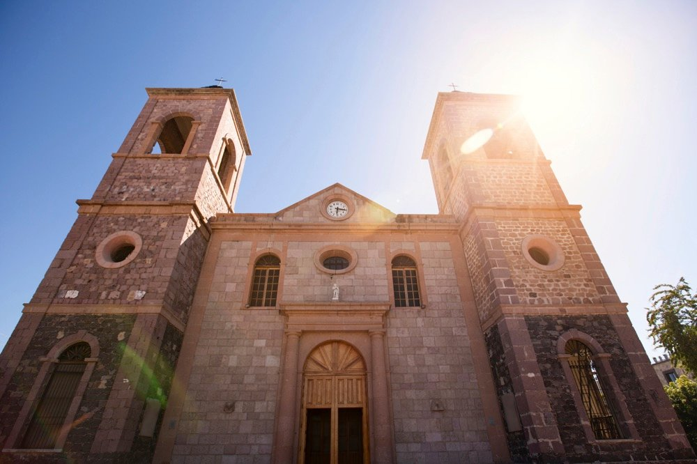 Catedral de Nuestra Senora, things to see and do in La Paz, Mexico