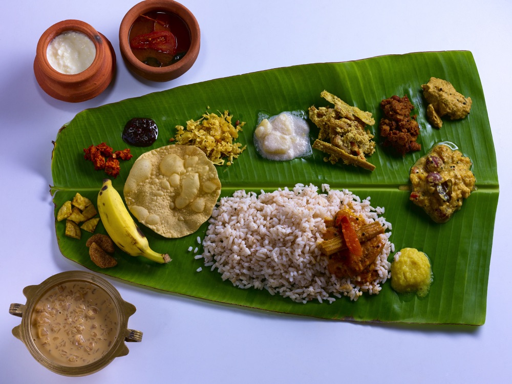 kerala india food