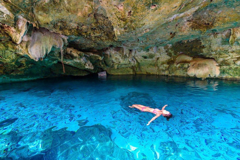cenote things to do in cancun