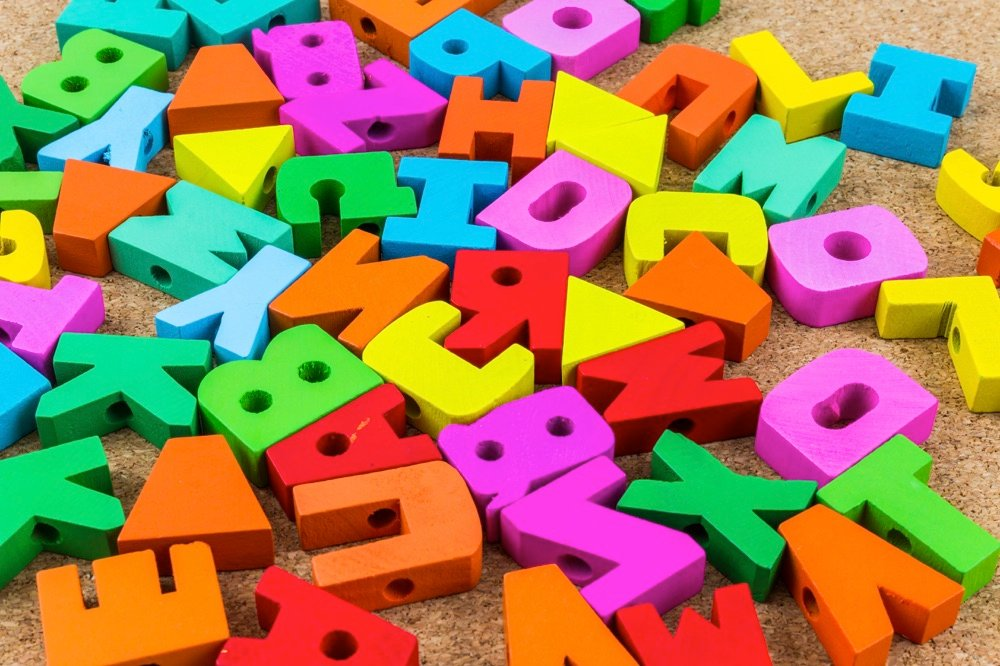 teach english letters and games