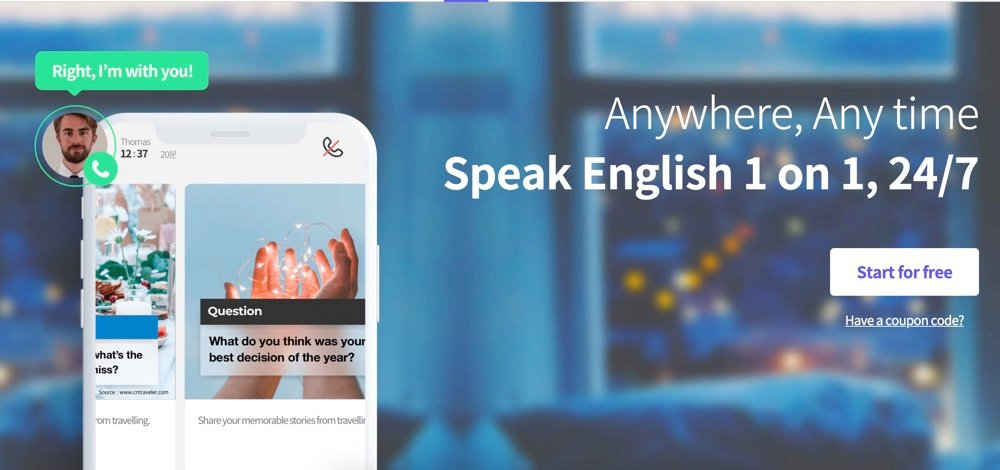 teach english online to korean students with tutoring