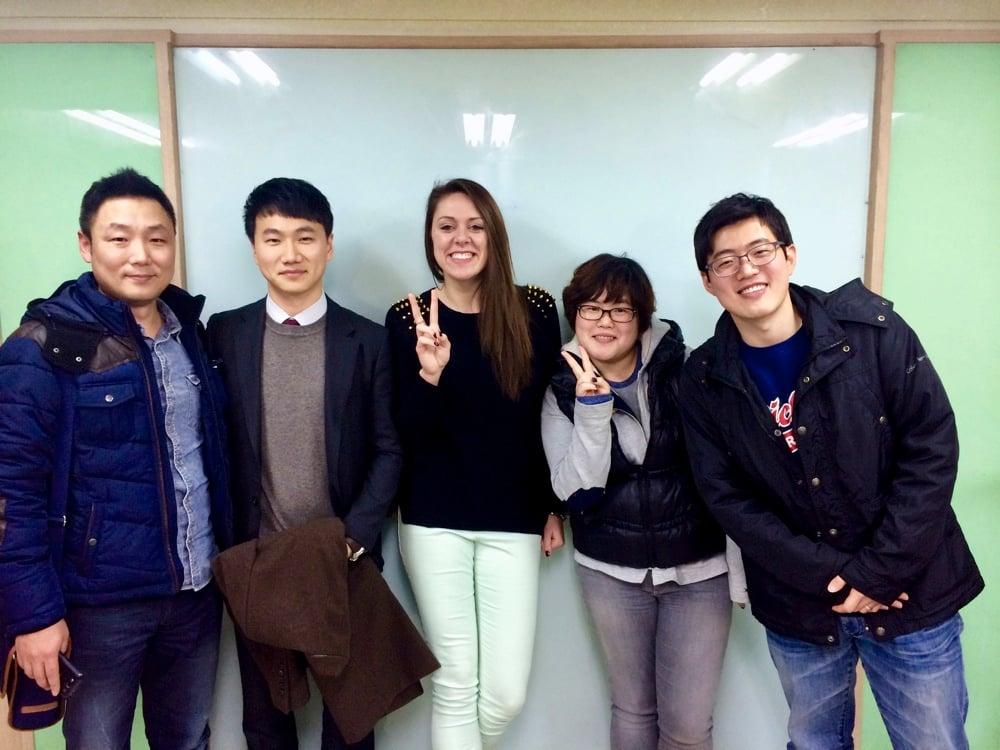 teaching in seoul south korea
