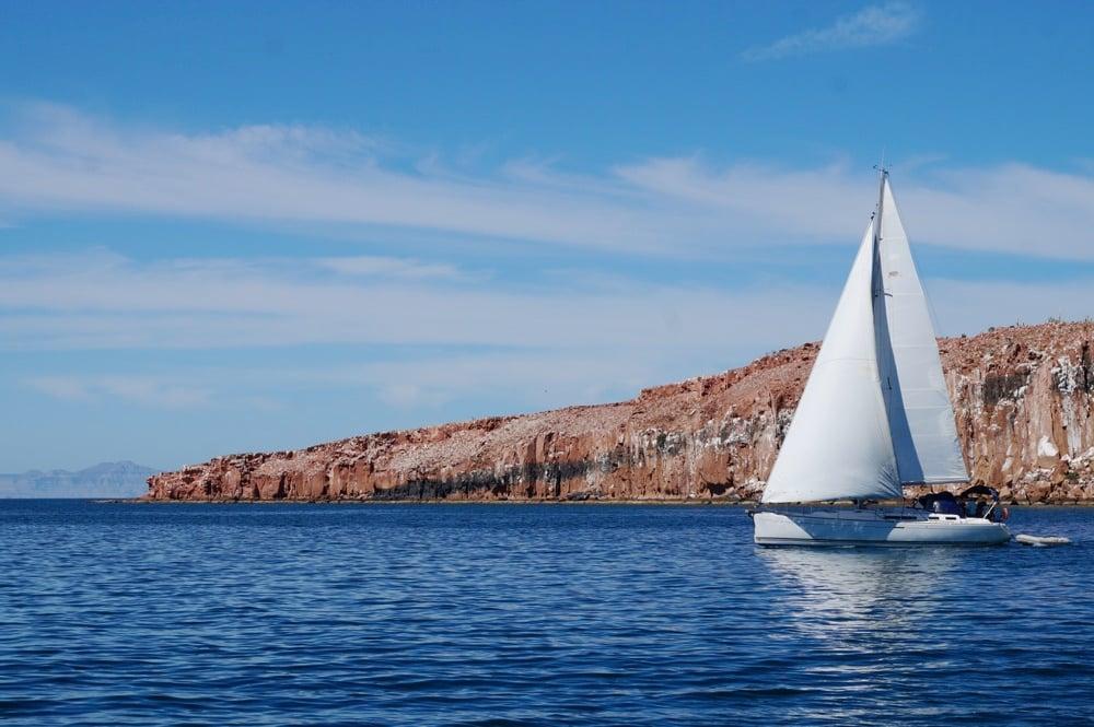 things to do in la paz sail espiritu island