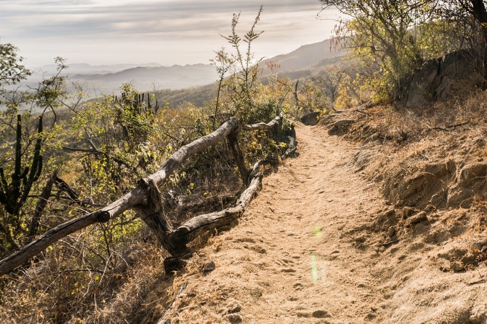 what to do in la paz mexico go hiking