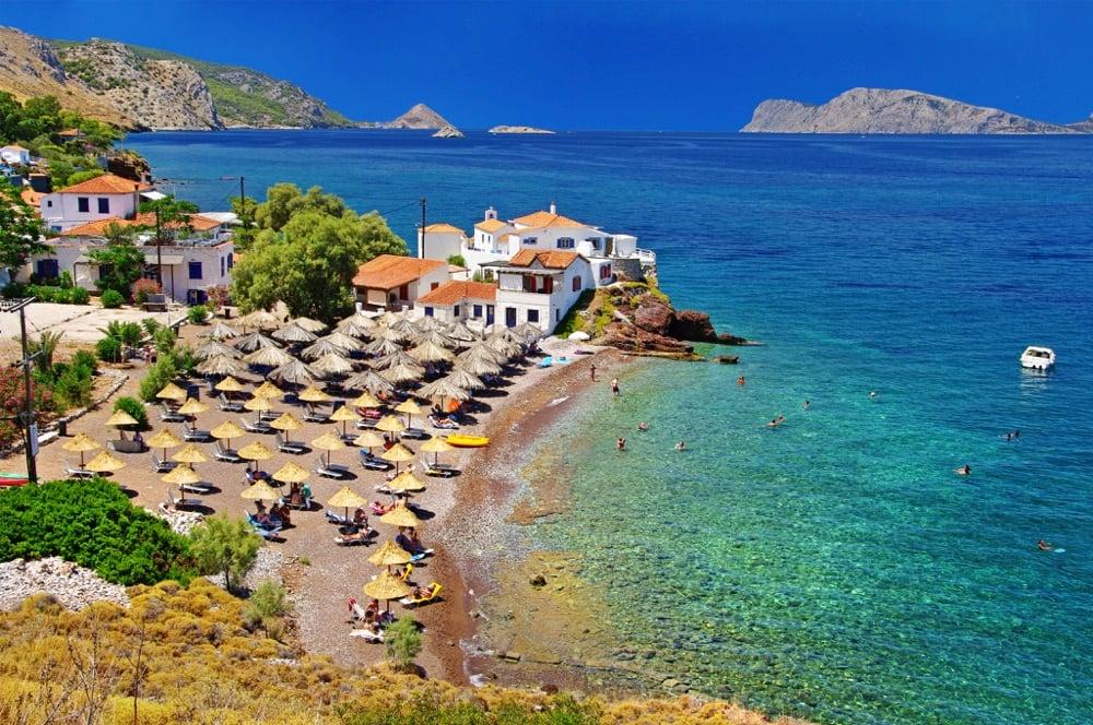 hydra greek island