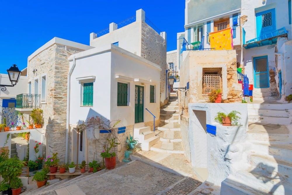 syros island town