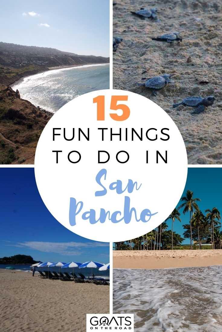 15 Fun Things To Do in San Pancho, Mexico