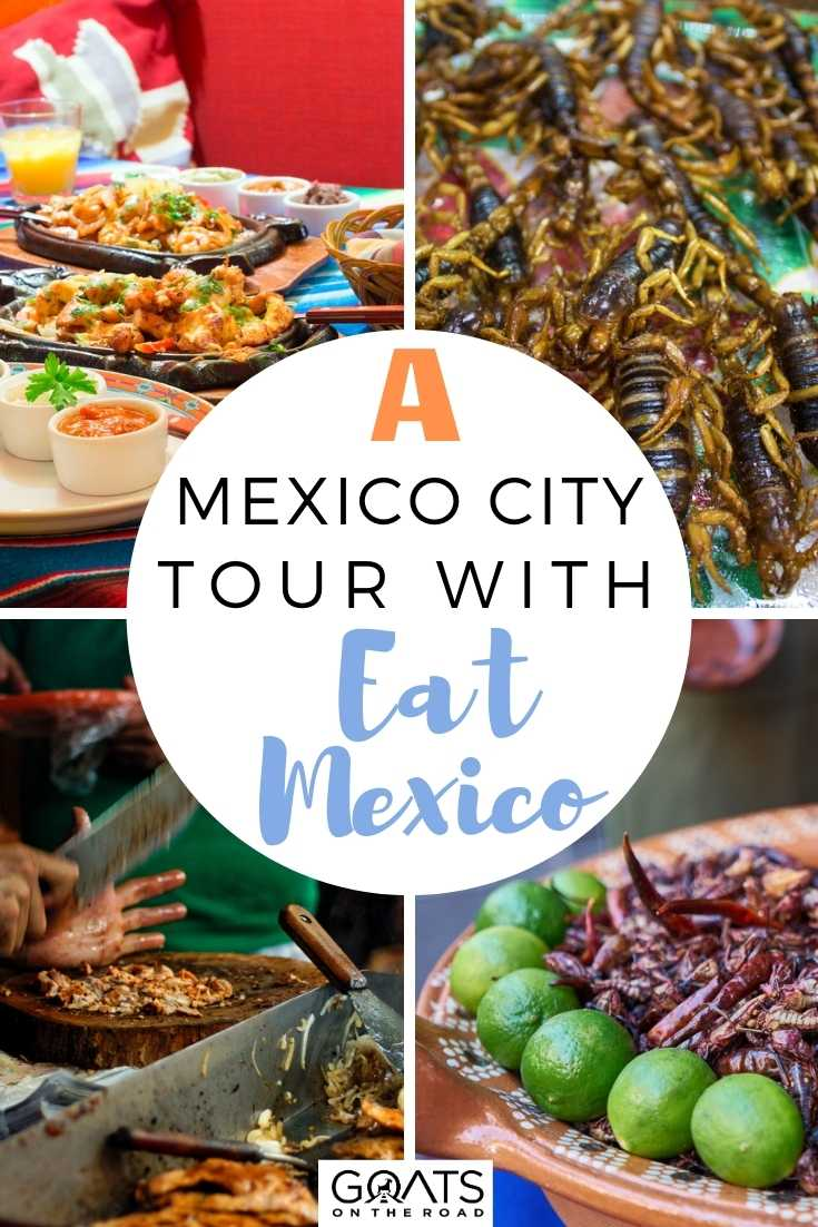 A Mexico City Market Tour With Eat Mexico