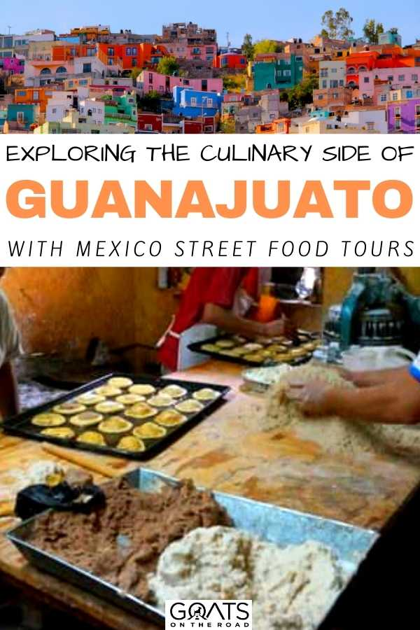 """""""Exploring The Culinary Side of Guanajuato with Mexico Street Food Tours"""