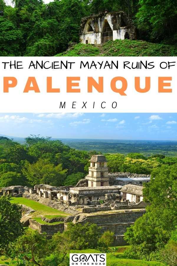 """Exploring the Ancient Mayan Ruins of Palenque, Mexico"