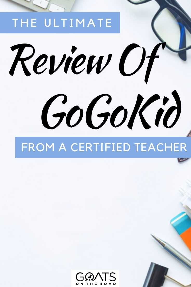 """""""The Ultimate Review Of GoGoKid From A Certified Teacher"""
