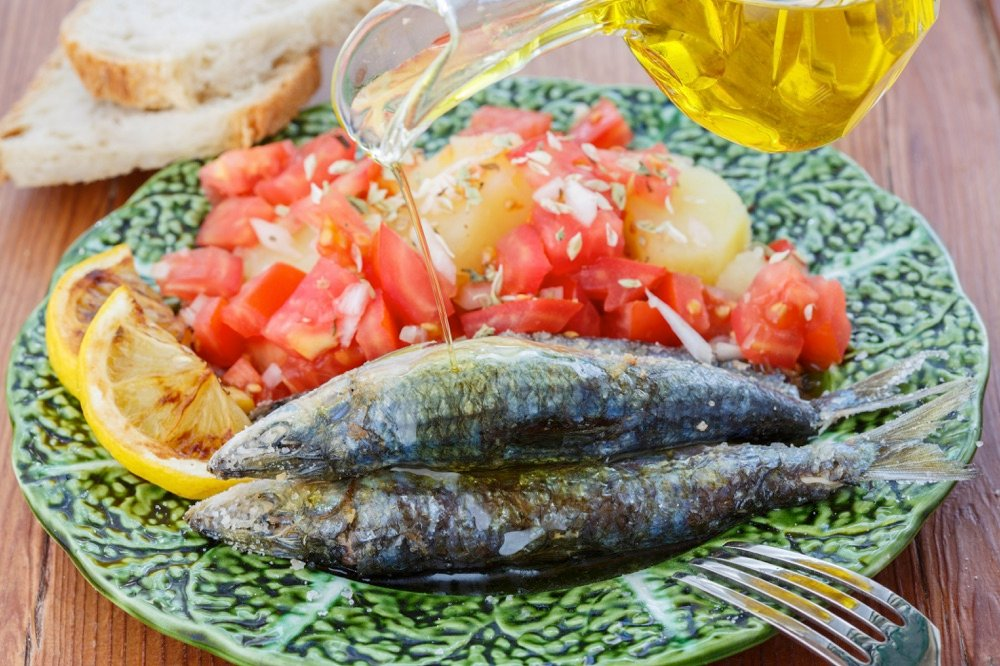 portugal fish and olive oil