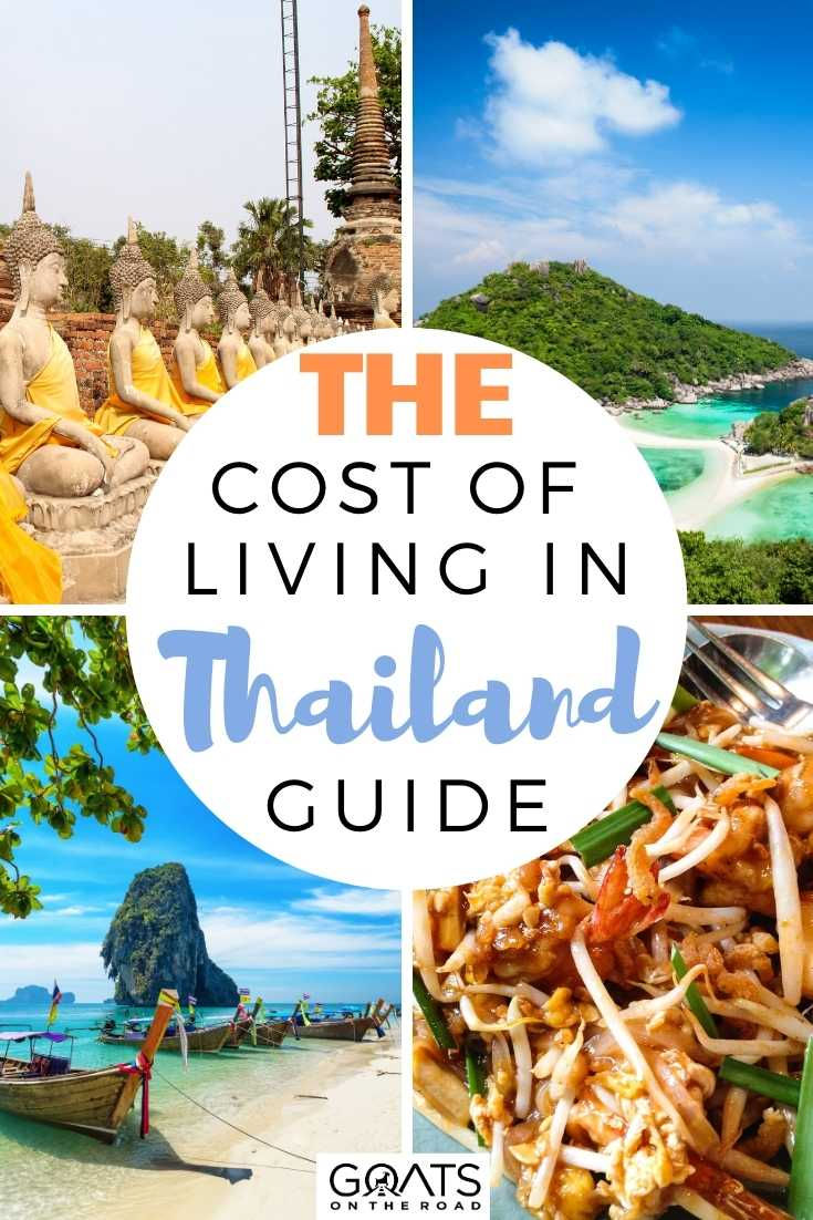 The Cost Of Living in Thailand: A Guide for Digital Nomads