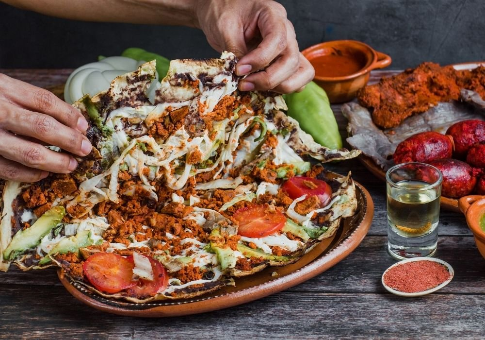 oaxaca is a great city for digital nomads and food