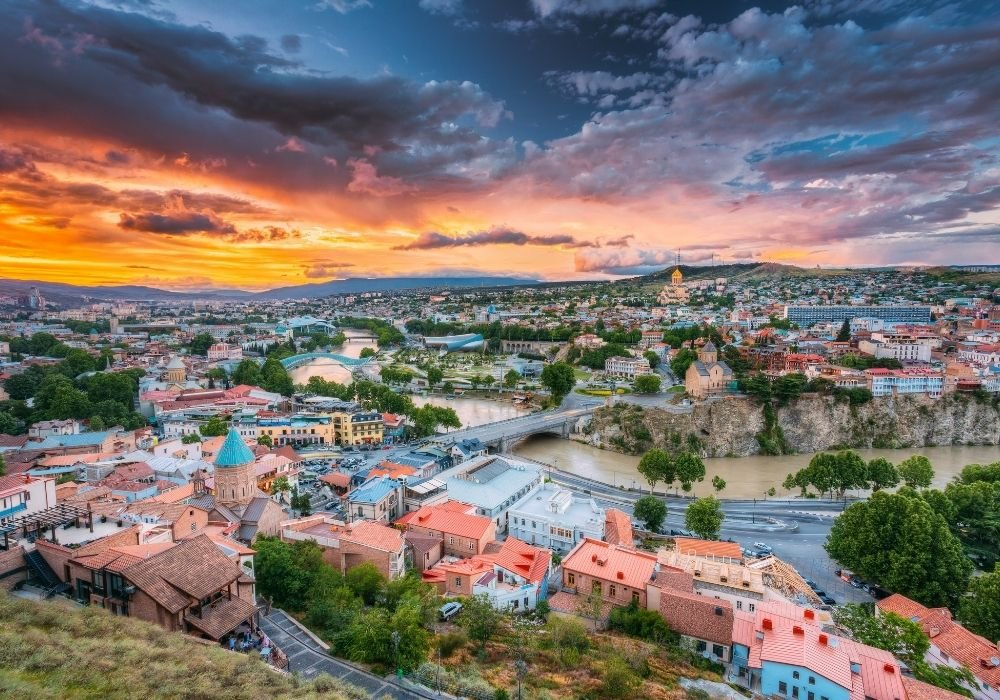 tbilisi georgia best cities for digital nomads