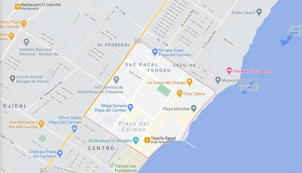 living in gonzalo guerro playa del carmen