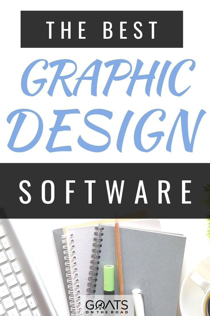 The Best Graphic Design Software