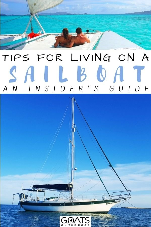 """""""Tips for Living on a Sailboat"""