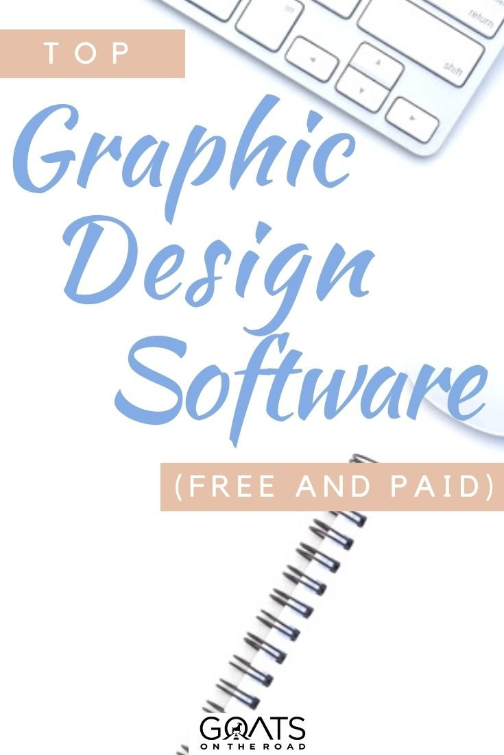 """""""Top Graphic Design Software"""