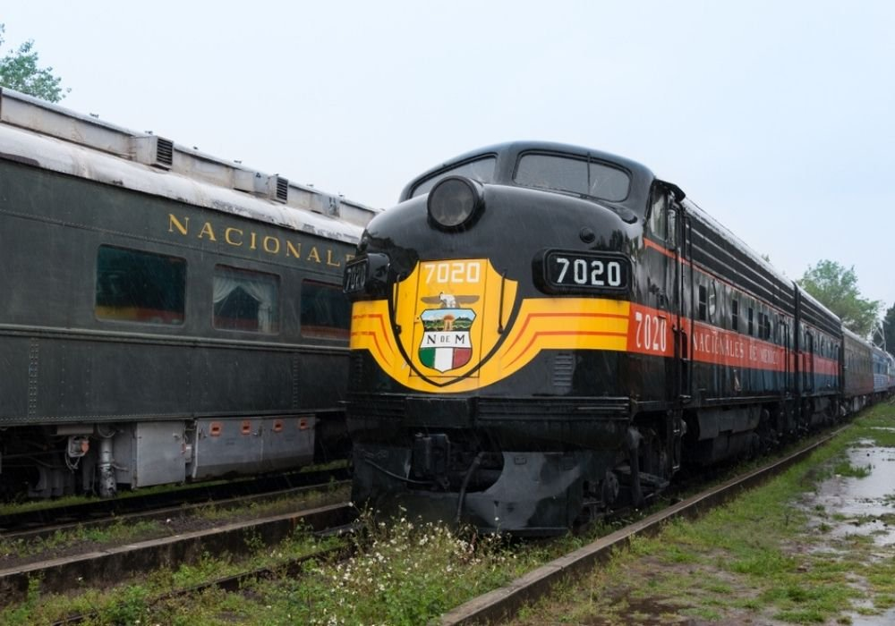 learn about trains in Mexico