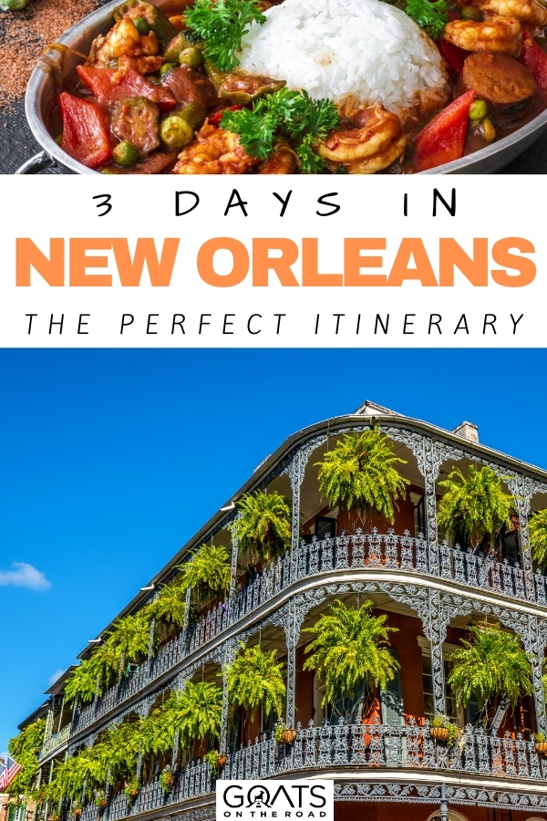 """""""3 Days in New Orleans: The Perfect Itinerary"""