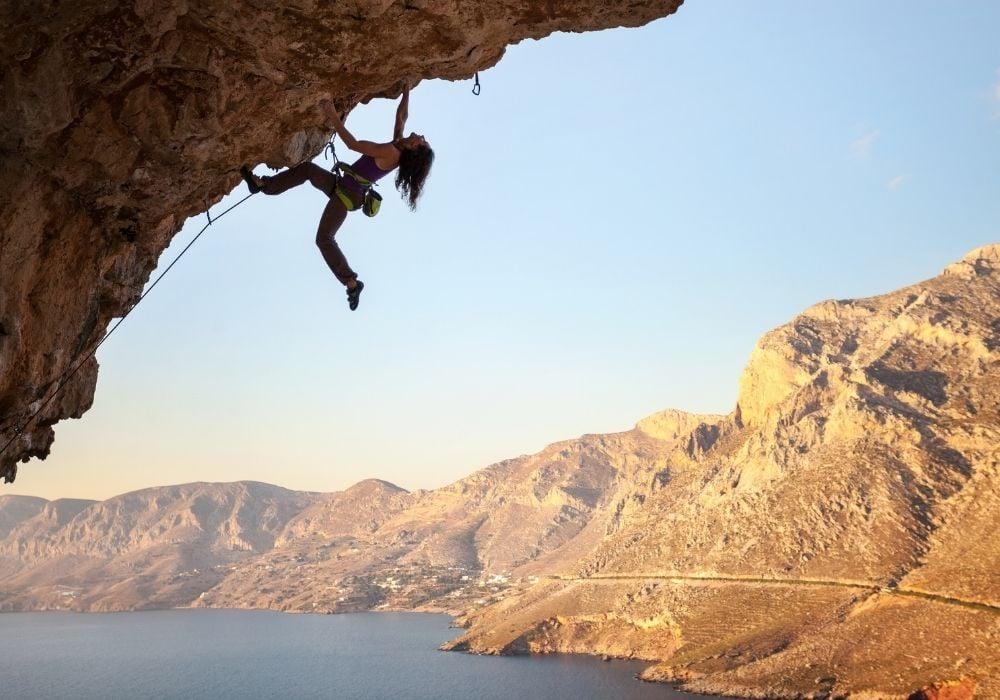 rock climbing turning passion into profit