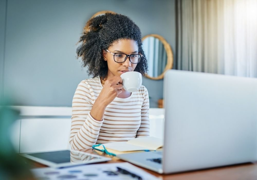 working for yourself as an entrepreneur at home