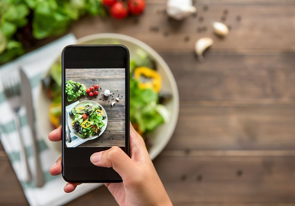 food and recipe blogs that make an income