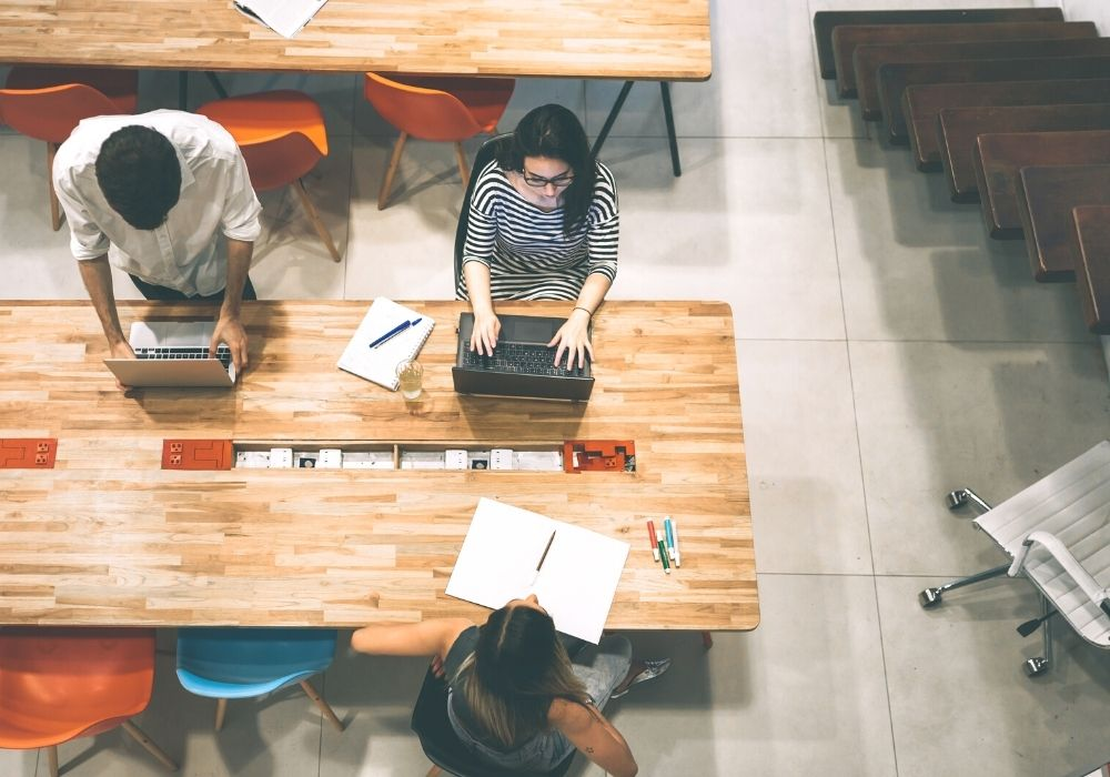 coworking spaces tips for motivation working at home