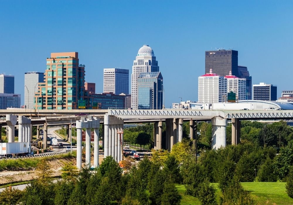 louisville for digital nomads cheap places in the usa