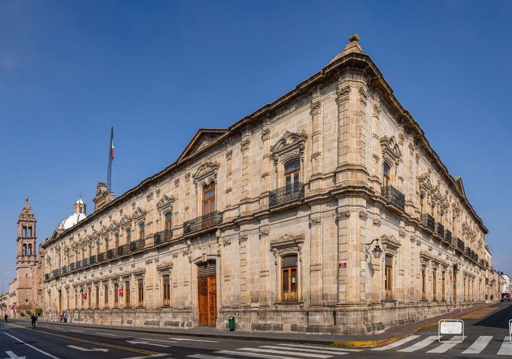 Centro Cultural Clavijero in Morelia