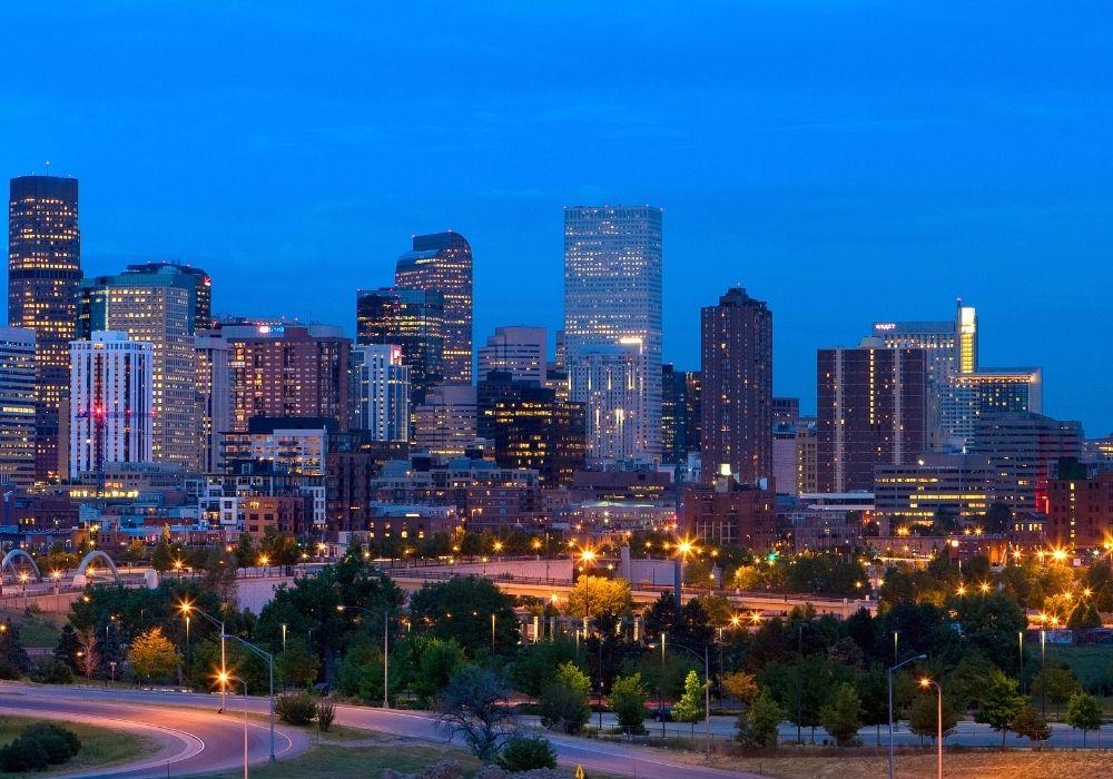digital nomad in Denver