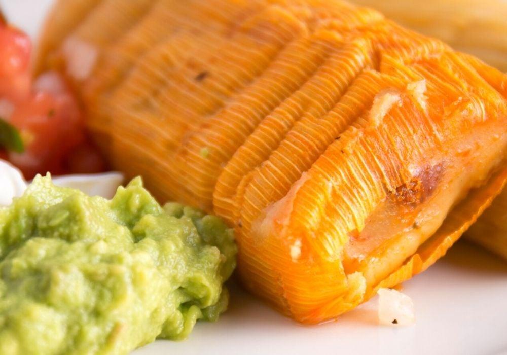 try distinctive Morelia tamales