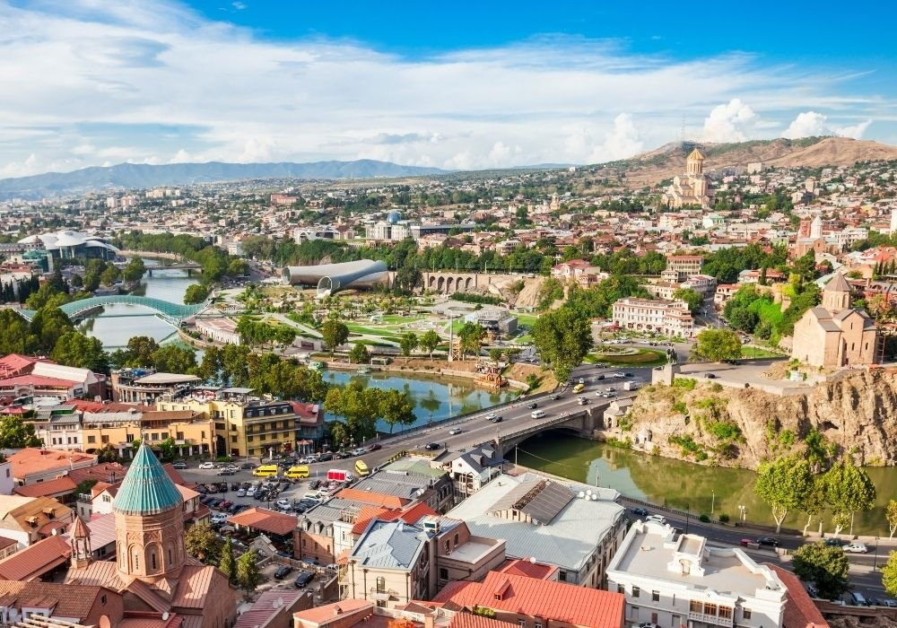 living in tbilisi georgia