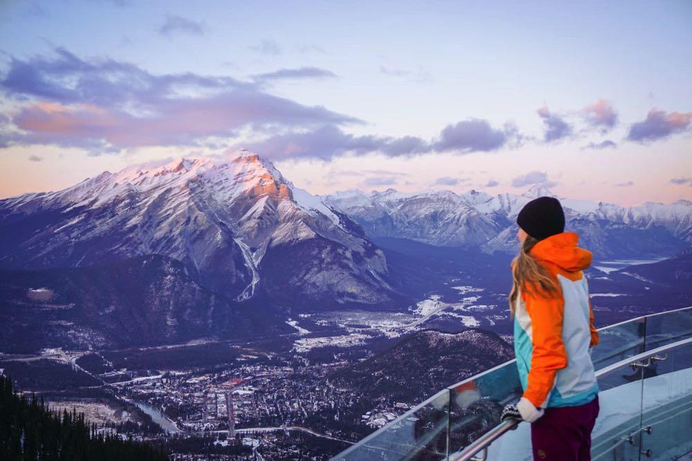 Sulphur Mountain, Banff National Park