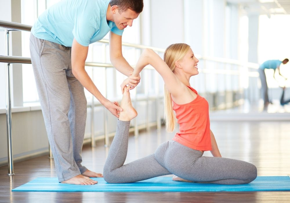 yoga instructor course